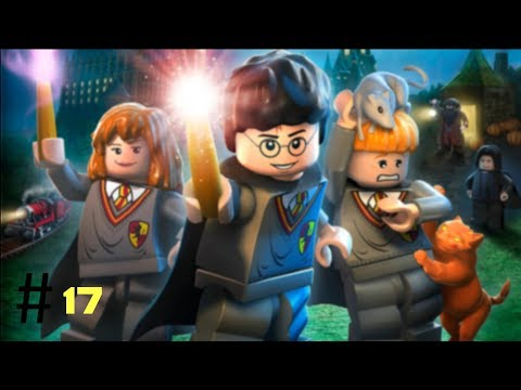 Lego Harry Potter 17 ich hasse bücher