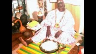 King Saheed Osupa Ifa Oracle