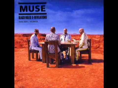Muse - Black Holes And Revaltions