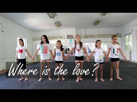 WHERE IS THE LOVE? | New Step Summer Camp Choreo | 2019