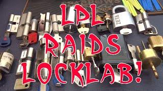 (1311) LockPickingLawyer Raids LockLab's Naughty Bucket
