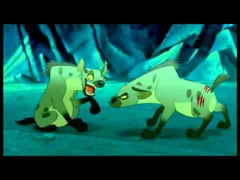 Lions vs Hyenas Lion King Hyenas From Lion King Laughing