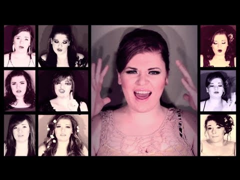 """One Woman A Cappella Adele  21  Medley"" by @heathertraska"