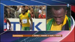 Usain Bolt - Record du monde du 200m / 200m world record - HQ
