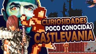 8 CURIOSIDADES poco conocidas de CASTLEVANIA (Ft. Mi vida bajo el puente)