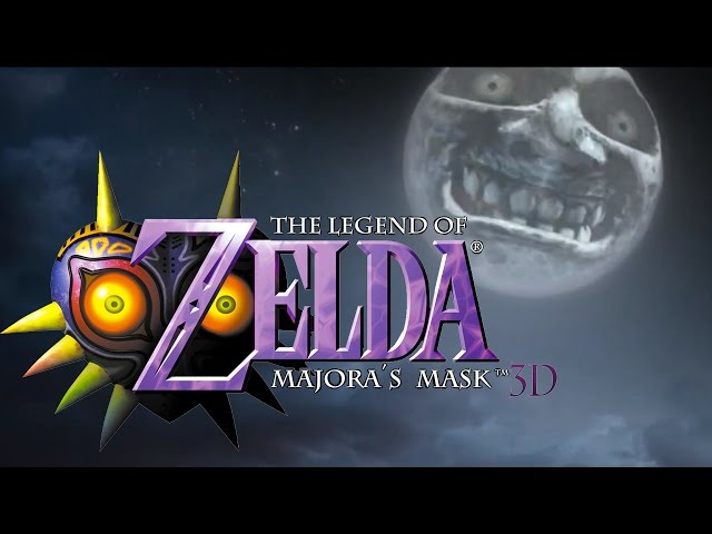 The Legend of Zelda: Majora's Mask 3DS Friday the 13th Ad