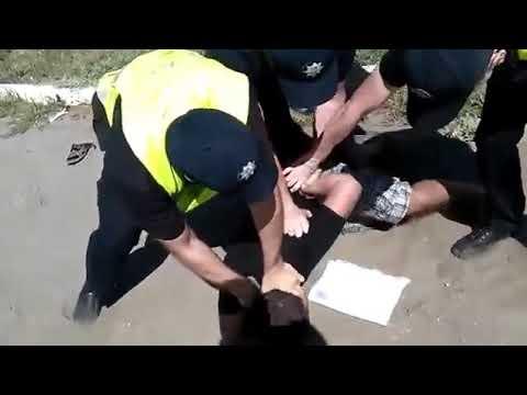 Полиция г Николаев беспредел
