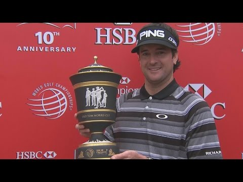 Bubba Watson's impressive finish earns win at HSBC
