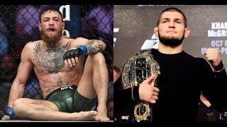 Conor McGregor begs Dana White for a UFC 229 rematch with Khabib Nurmagomedov