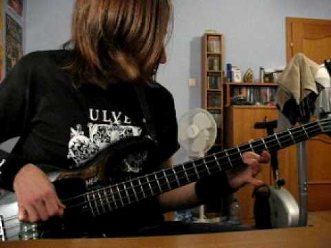 Ozzy Osbourne - Perry Mason (bass cover)