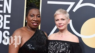 These actresses brought activists to the Golden Globes