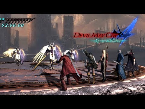 Devil May Cry 5 - Vergil Reveal? (PC/STEAM   XBOX ONE   PS4   ANDROID   IOS)