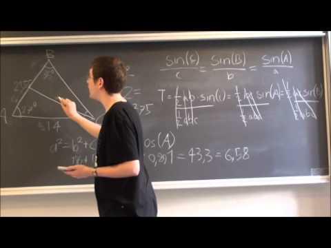 Ekstra matematik i 2.u (Rapport om triangulering)