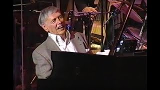 Roger Williams Medley Of My Hits With Usaf Orchestra Introducing His Band Members