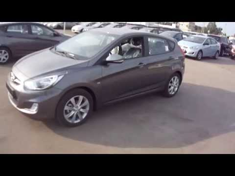 Обзор Hyundai Accent 2011