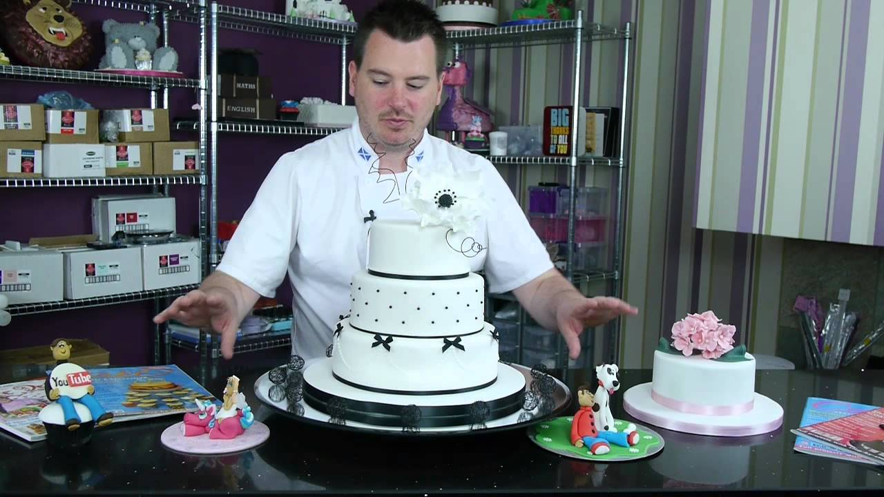 Cake Decorating Courses Glasgow