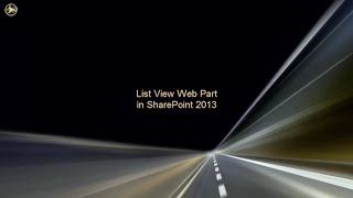List View Web Part in SharePoint 2013