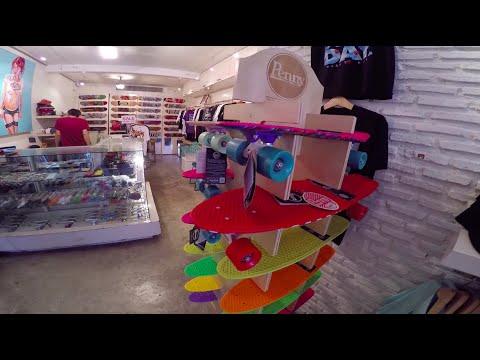 GoPro HERO4: where to buy skateboards in Bangkok [preduce]