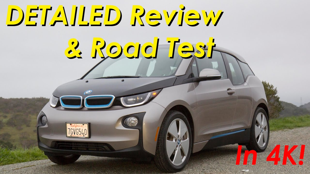2015 BMW i3 Range Extender DETAILED Review and Road Test ...