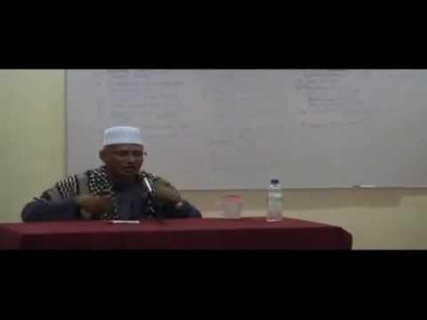 Ceramah ilmu makrifat Tuan Guru Haji  Shaari di Shah Alam PART 2