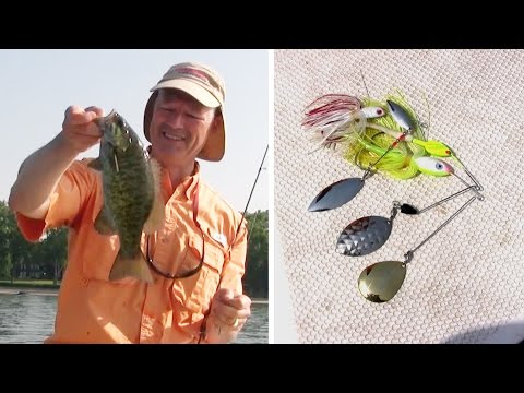 The Different Types of Spinner Bait Blades, and What That Means to Your Day on the Water