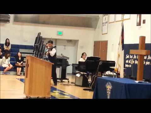 Crean Lutheran High School Awards Night, June 5, 2014 - 06/06/2014