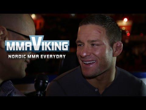 David Bielkheden Superior Challenge 11 Post Fight Interview