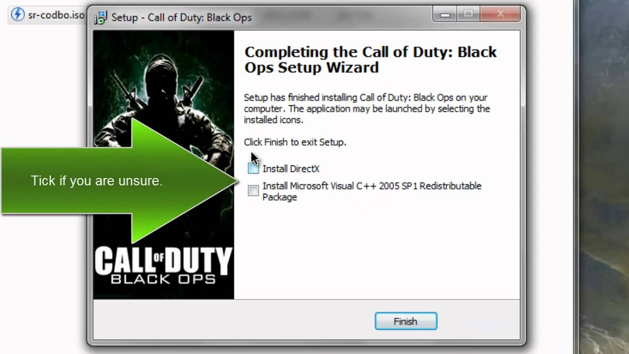 How To Install Call Of Duty Black Ops On Pc Youtube