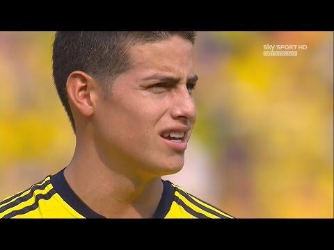 James Rodriguez vs Ecuador Home HD 1080i (29/03/2016) by JamesR10™