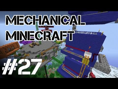 Mechanical Minecraft S2 Ep. 27 - The End