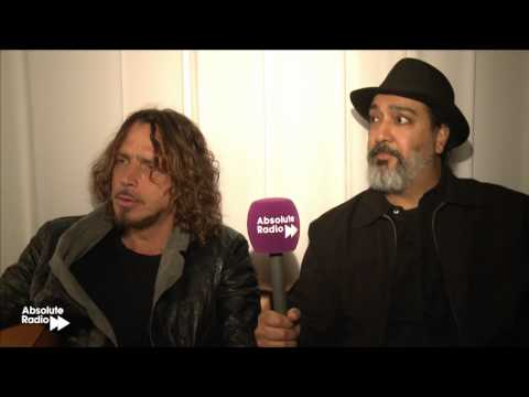 Soundgarden Interview at Hard Rock Calling 2012 (Chris Cornell and Kym