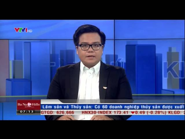 [VIDEO] Tài chính kinh doanh sáng 22/10/2014