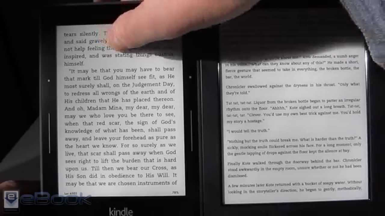 ebooks from library on kindle
