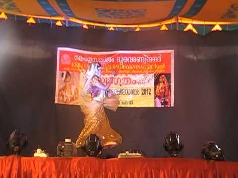 Kannada Semi-Classical Dance - Nadheem Dheem Thana by Atulya Mohan