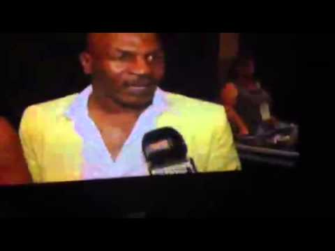 What Mike Tyson had to say about Mayweather vs Pacquio Post-Fight