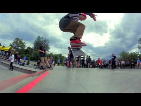 New Line and Kitsch: Skatepark Sundays #2 - Cedar Nanaimo, BC