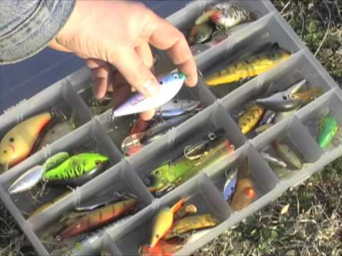Early Spring Fishing Lures