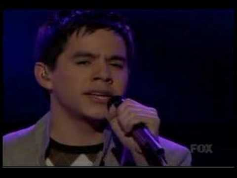 David Archuleta - Smoky Mountain Memories (Hi-Def) 4/01/08