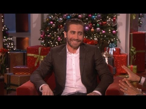 Jake Gyllenhaal's Happy Thanksgiving