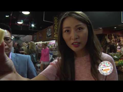 Hello Australia -阿力食尚第2集-中央市场寻宝之旅