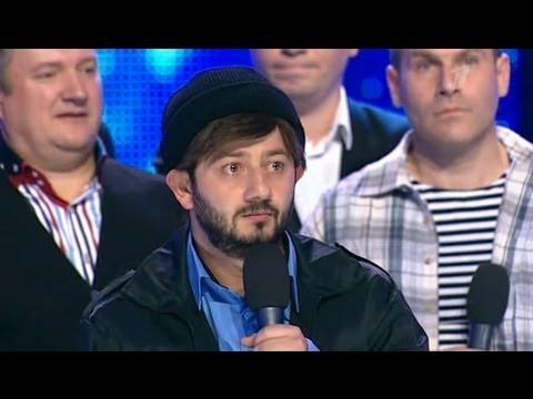 КВН Галустян - Александр Бородач