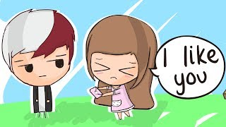 Asking someone out [animation]