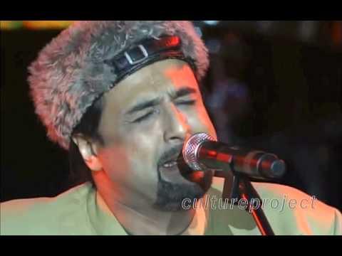Salman Ahmad and Samir Chatterjee - Part One (UN Day Concert 2009)