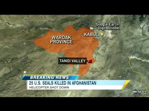 Navy SEALs Killed (some SEAL TEAM 6) Chinook Helicopter Crash-Afghanistan www.RightFace.us