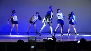 MERCY DANCE PERFORMANCE