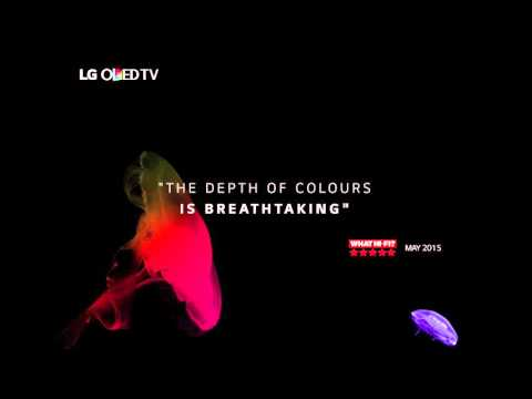 Lg Oled 2015 Tv Advert A Whole New Category Of