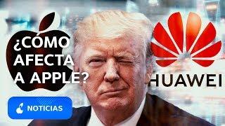 ¿Cómo afecta a Apple la expulsión a Huawei de Android?