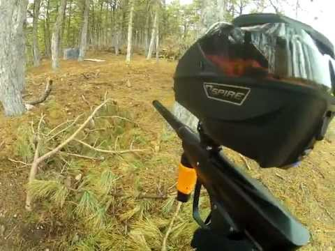 NYMP - Cousin's Paintball, Manchester - Field 1 Game 1