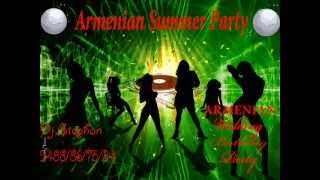 Dj Stephan - Armenian Summer Mix 2013