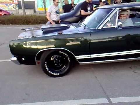 1968 Plymouth GTX + 1964 Dodge Polara - Rost & Chrom, Senden - April 2011